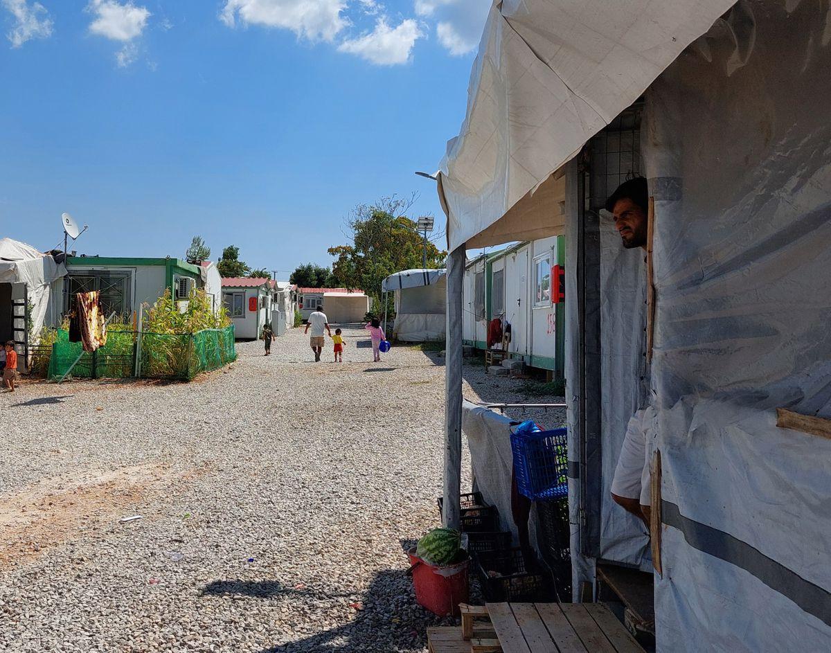 Malaca (Grecia): La larga espera de los refugiados afganos en la linfa griega    Internacional