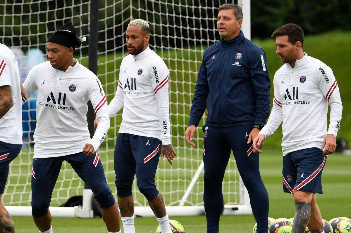"""Messi, en la casa del """"fútbol champagne""""  deporte"""
