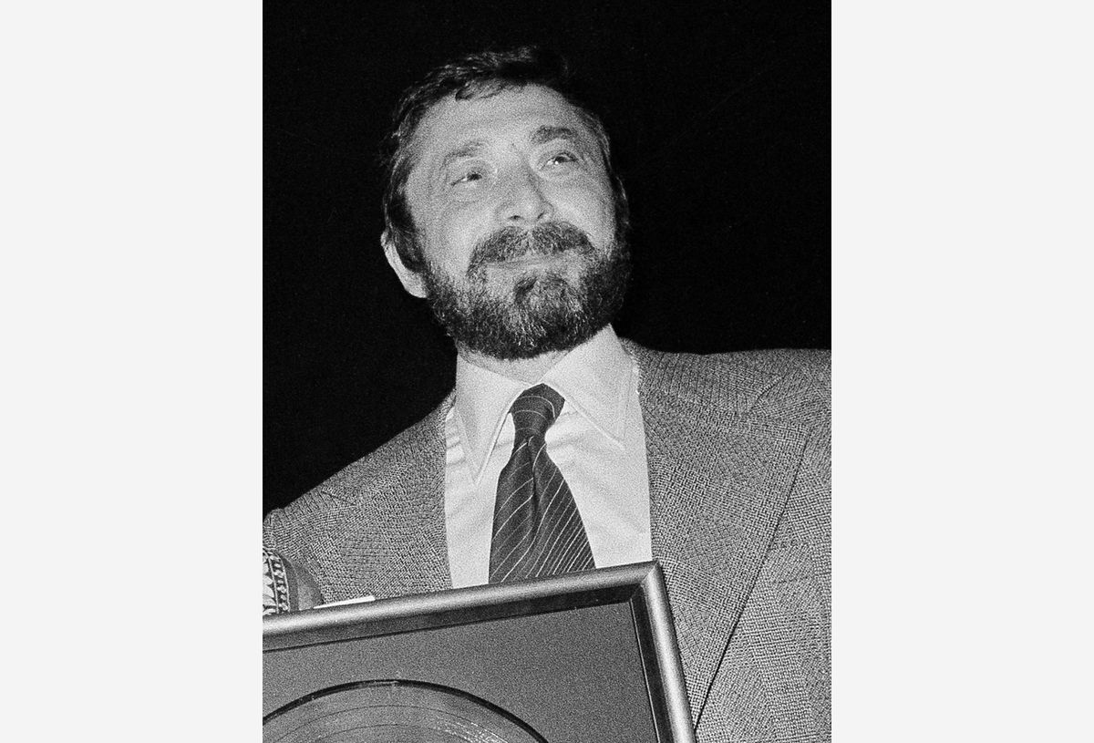 Muere Walter Yetnikov, el CEO que era más salvaje que sus artistas  Cultura
