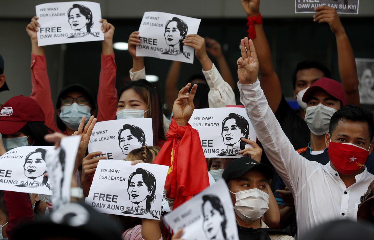 Myanmar cae en el caos seis meses después del golpe  Internacional