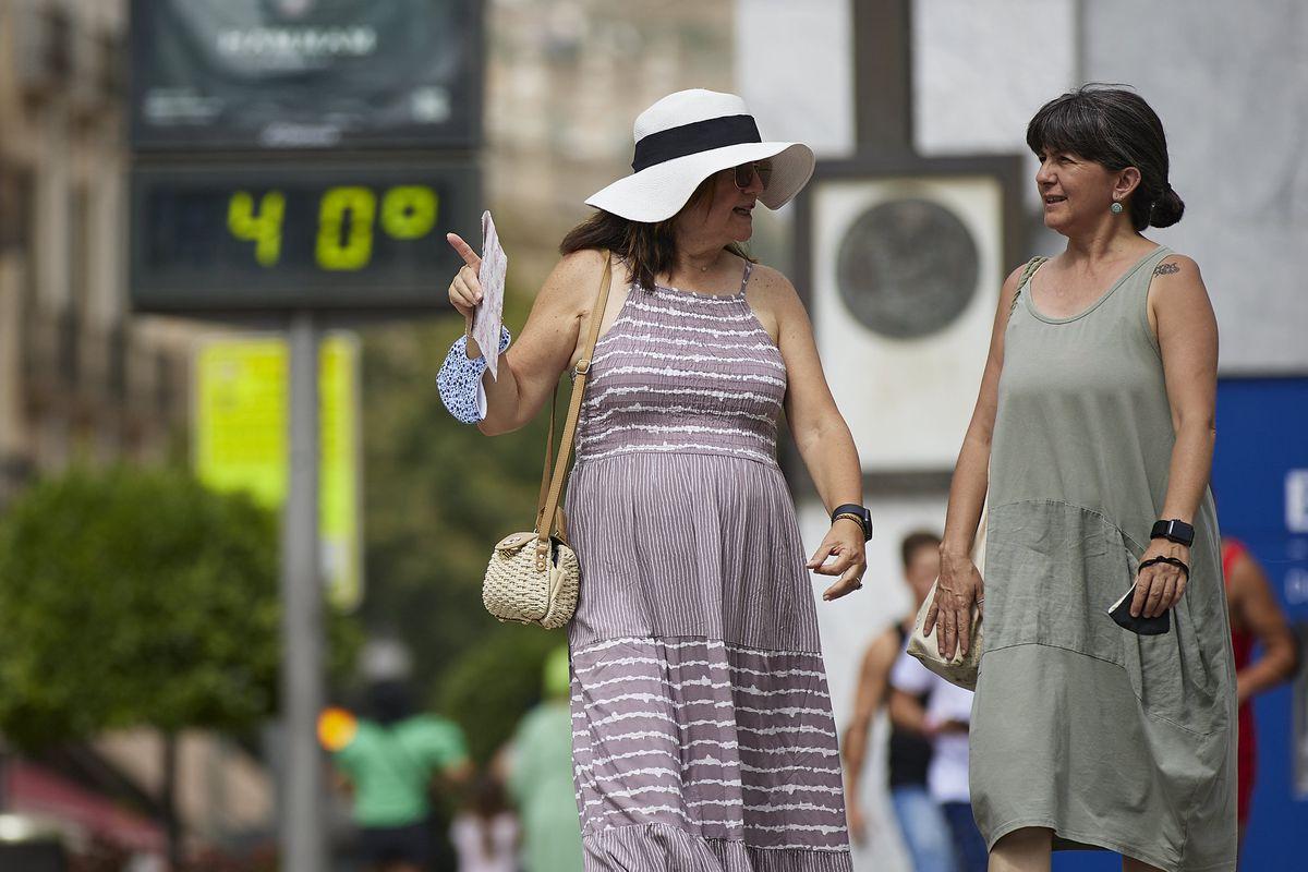 Ola de calor: 12 recomendaciones para afrontar las altas temperaturas  Comunidad
