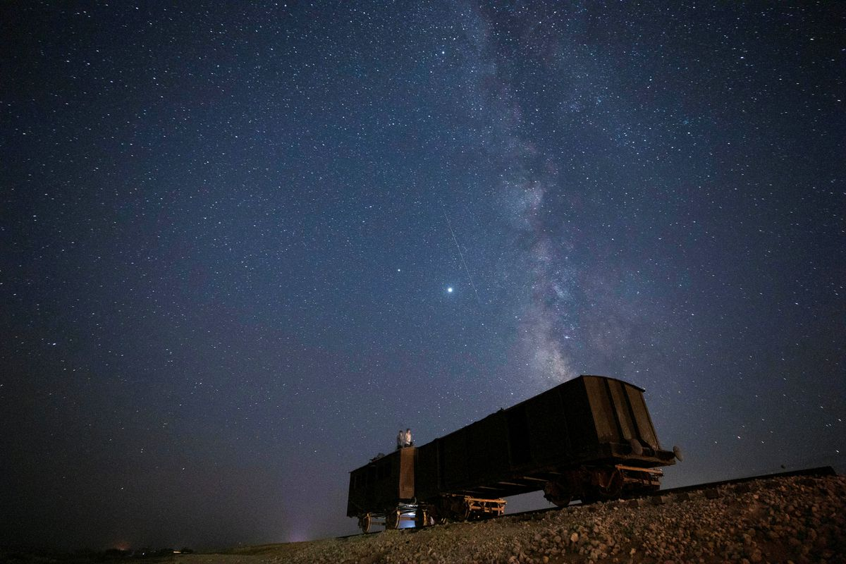 Perseidas 2021: cuándo y dónde ver la lluvia de meteoritos en agosto  Ciencia