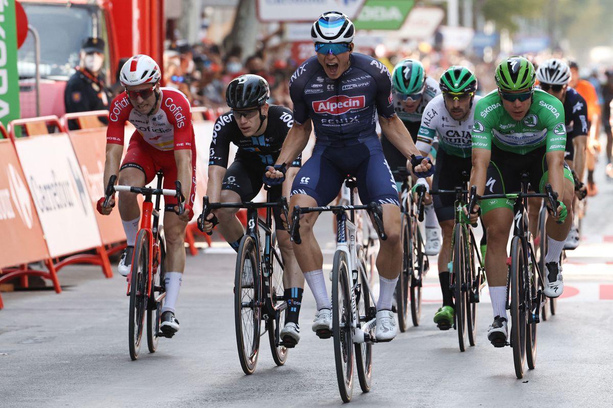 Philippsen repite la victoria en la Vuelta, que arde en agosto  deporte