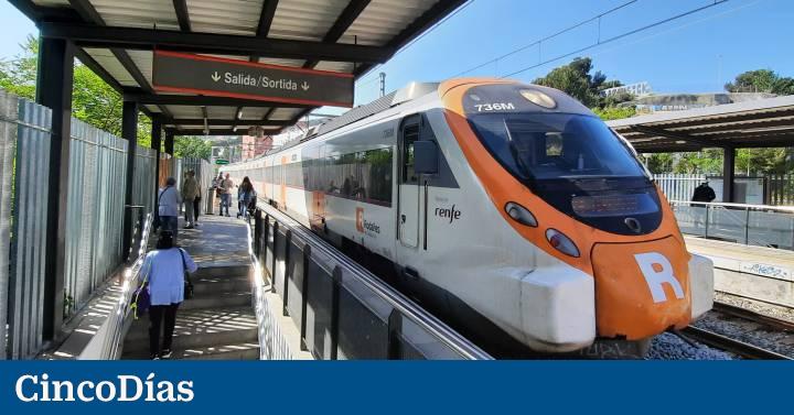 """Renfe afronta el """"posible"""" y polémico traspaso de Rodali a Cataluña en septiembre    Compañías"""