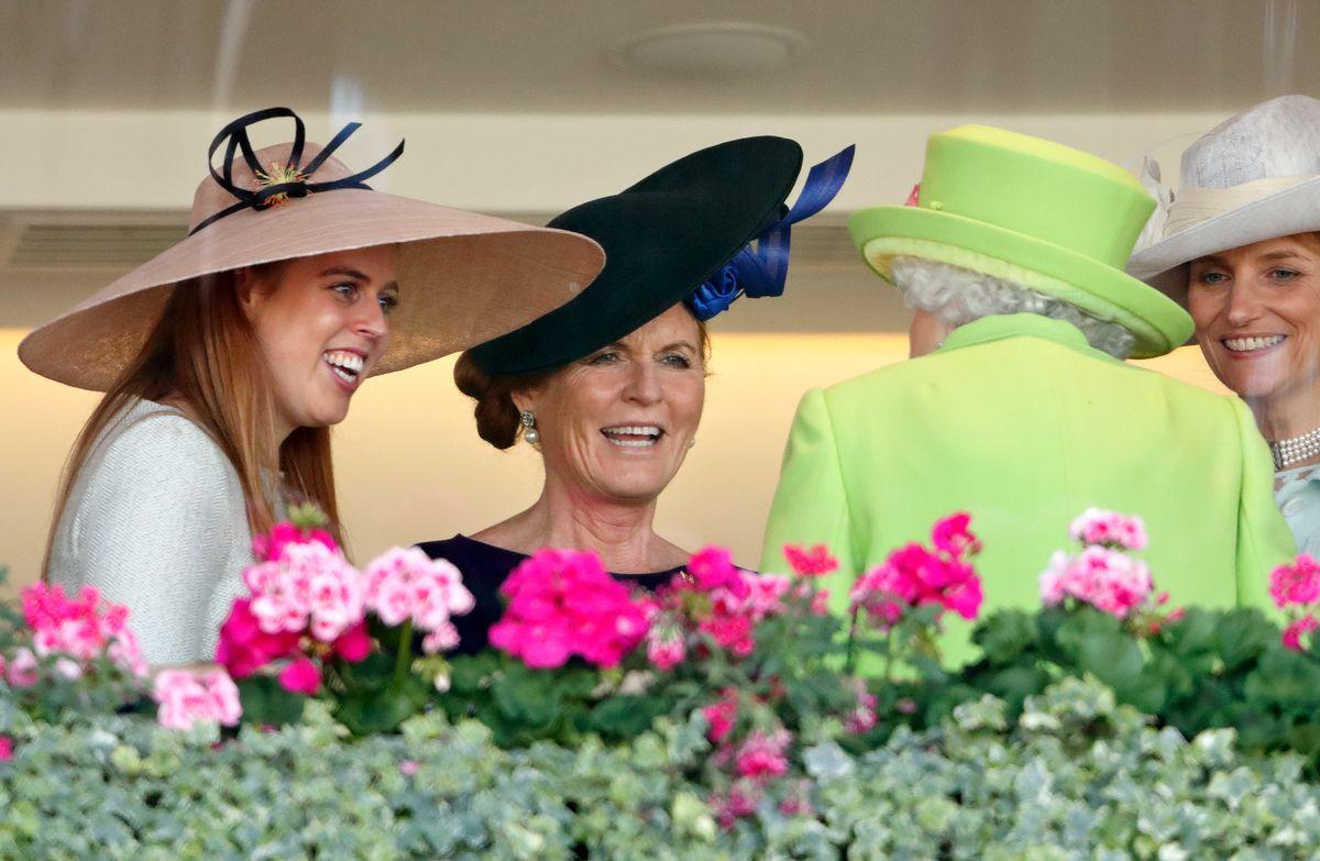 """Sarah Ferguson para Isabel II: """"Ella es increíblemente moderna"""".  Gente"""
