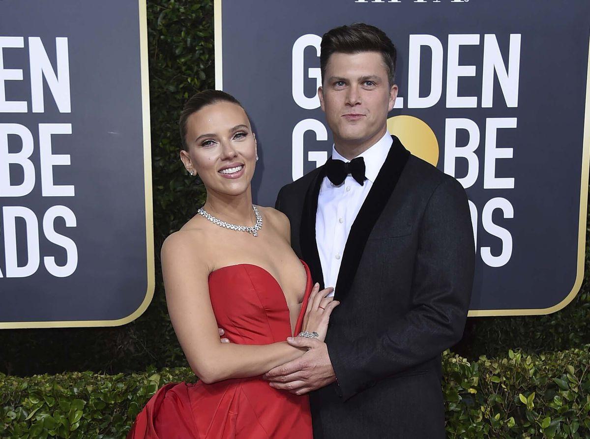 Scarlett Johansson y Colin Yost, padres de un niño  Gente