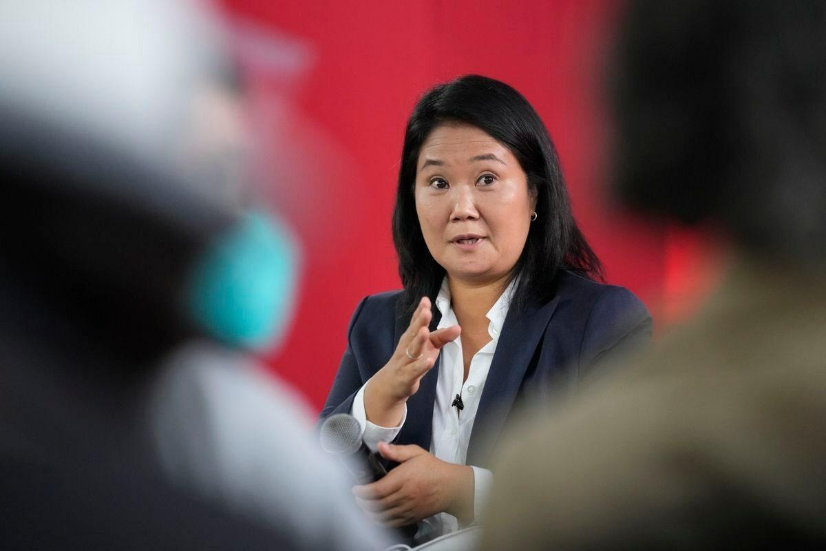 Se retoma en Perú el caso contra Keiko Fujimori por presunto lavado de activos  Internacional