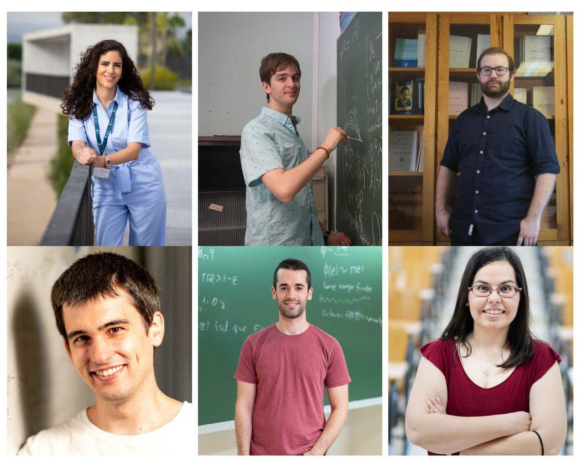 Seis matemáticos españoles menores de 30 años desafían los límites de la ciencia  Ciencia