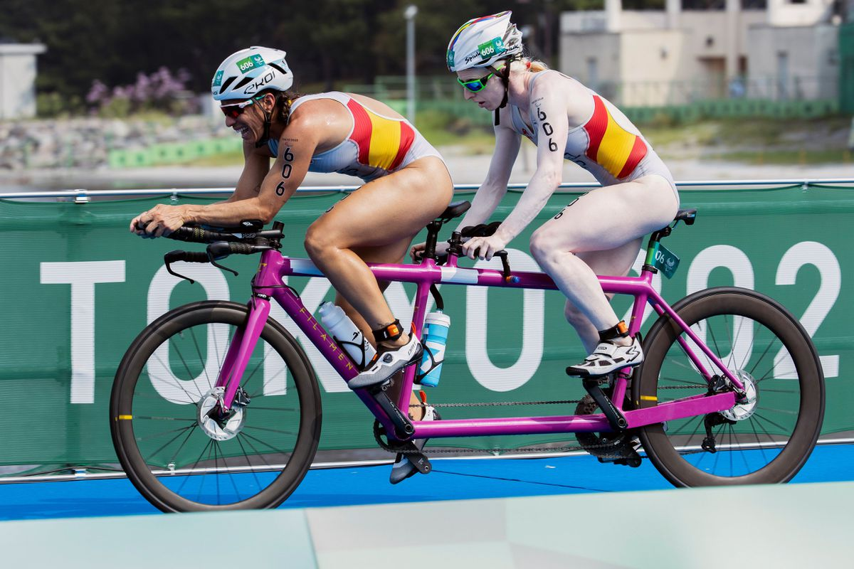 Susanna Rodríguez, medalla de oro en triatlón y en la vida  deporte