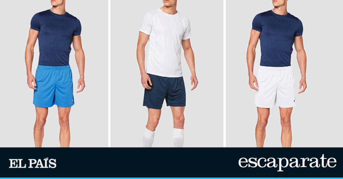Transpirable, elástico, sin bolsillos y económico: probé los shorts deportivos para hombre más vendidos de Amazon |  Escaparate