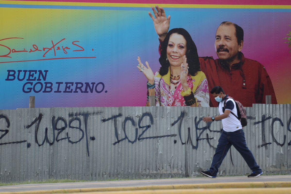 UE multa a la esposa y al hijo de Daniel Ortega por abusos contra los derechos humanos en Nicaragua |  Internacional