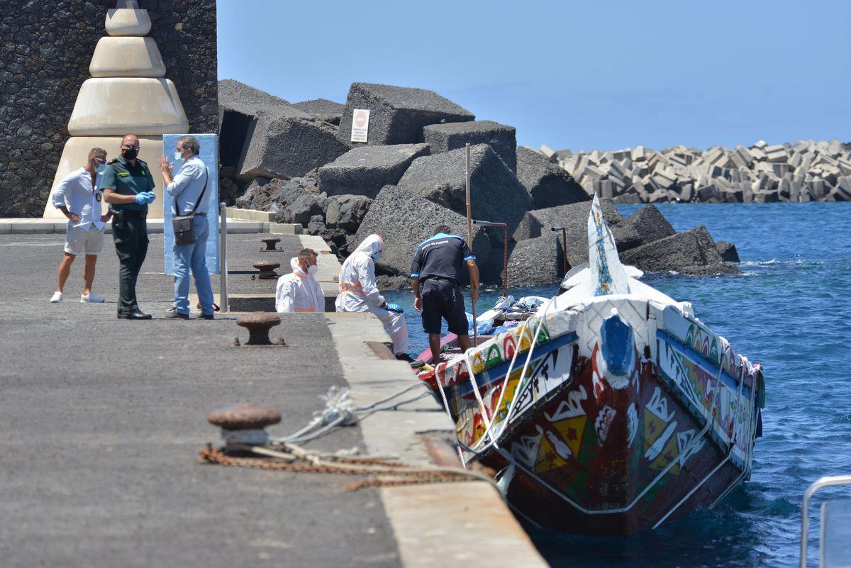 Unos 45 desaparecidos tras un naufragio en el norte de Senegal en una canoa que viajaba a Canarias |  España