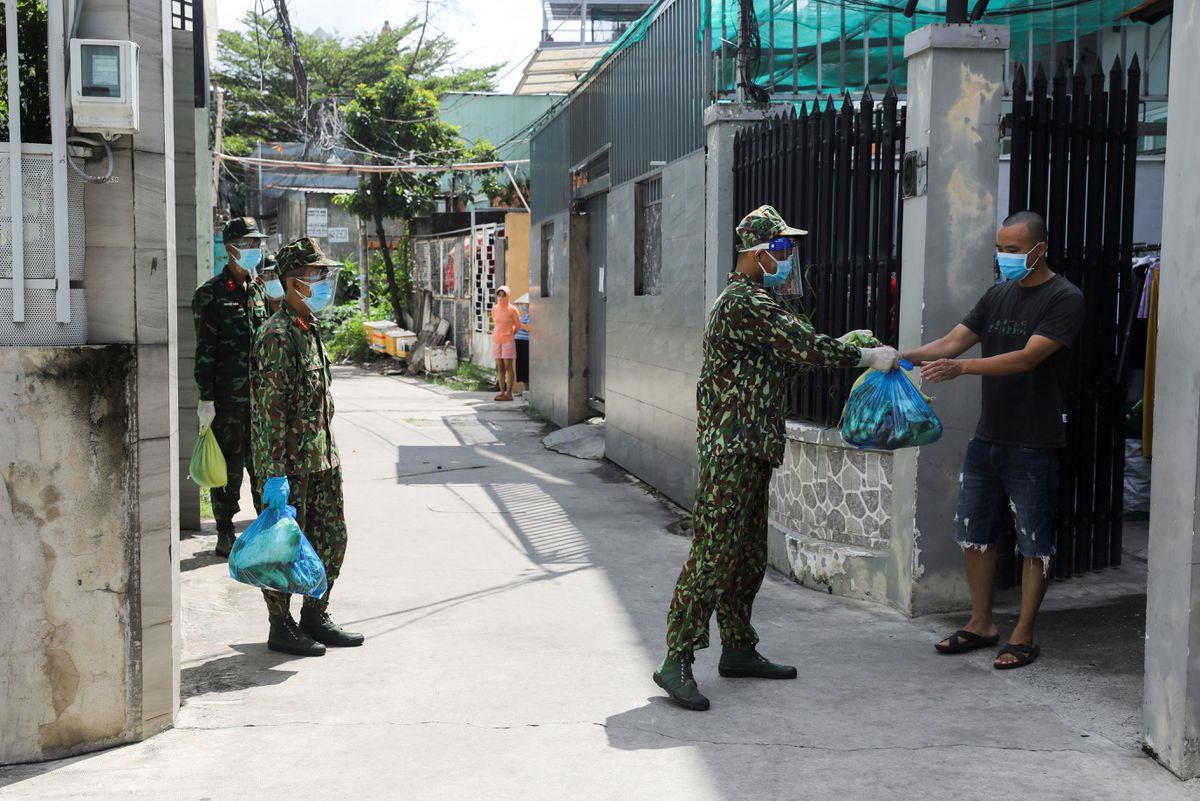 Vietnam dictamina bloqueo total en Ho Chi Minh para limitar el progreso en la opción de la Sociedad Delta