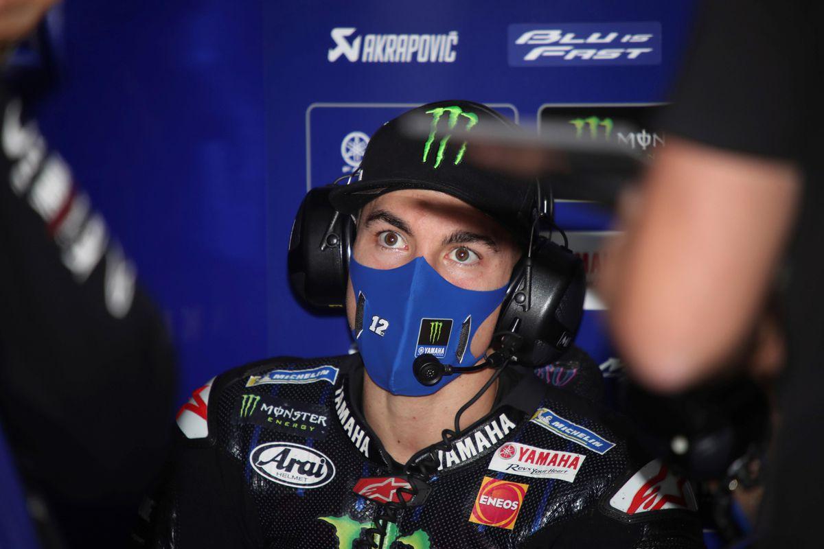 Yamaha detiene a Maverick Vinales, que no competirá por Gran Austria  deporte