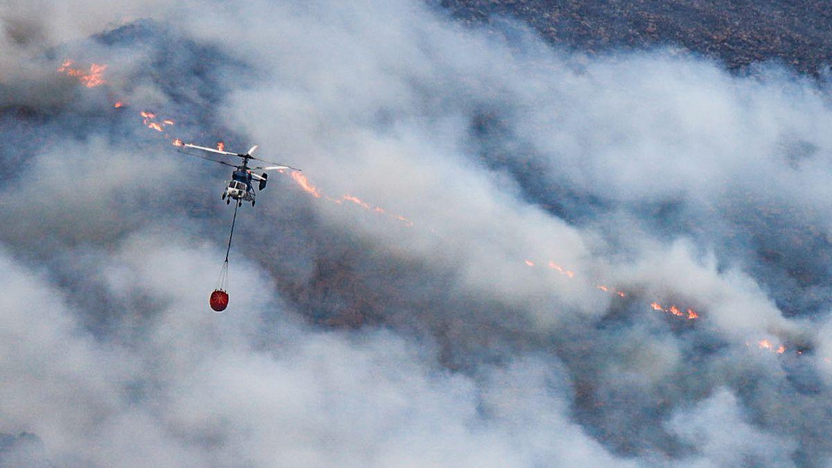 10 peores incendios en España en la última década  Videoclips