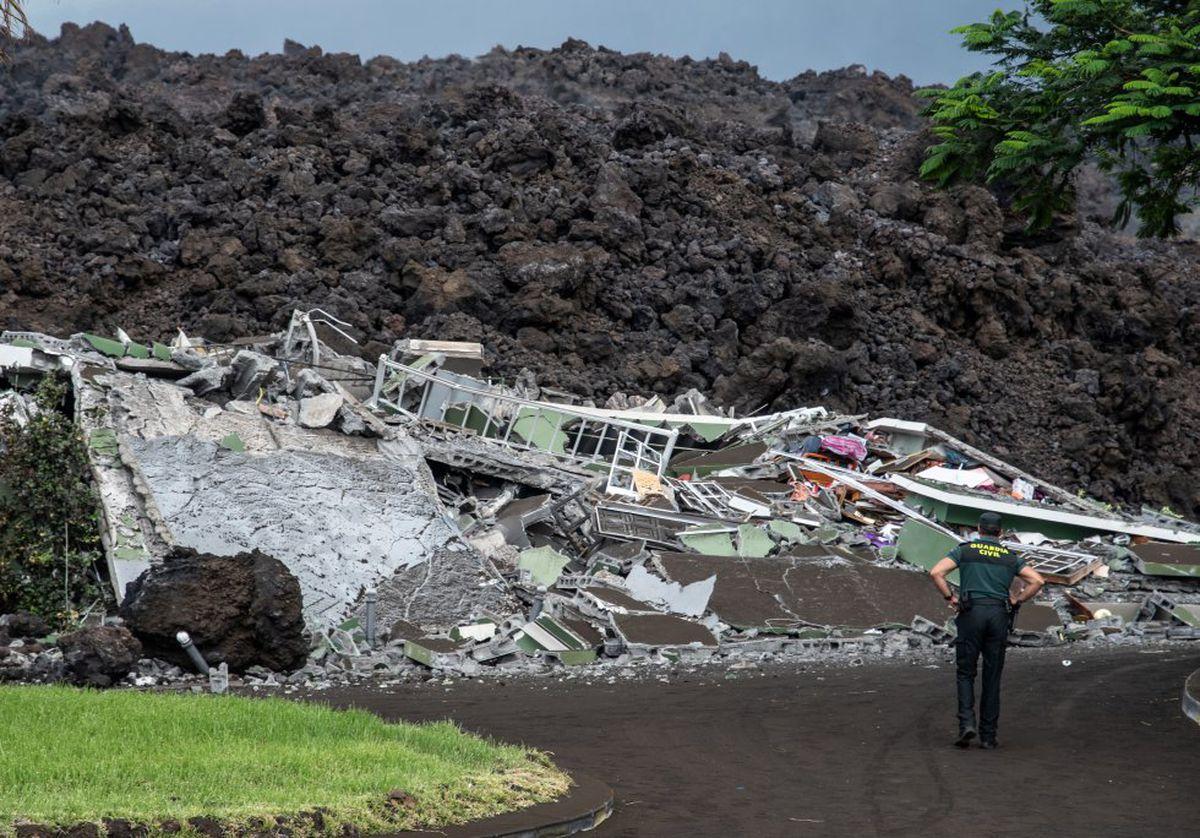 Cumbre Vieja: Últimas noticias del volcán en erupción de La Palma, en directo |  Incrementando la explosividad de las fuerzas volcánicas para limitar municipios y cancelar vuelos |  España