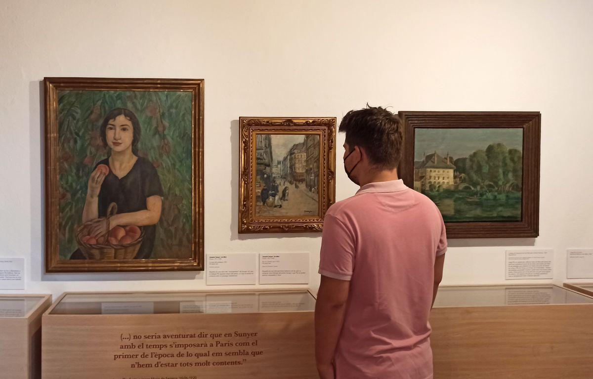 A Josep Pla no le gustan Picasso ni Miró  Cataluña