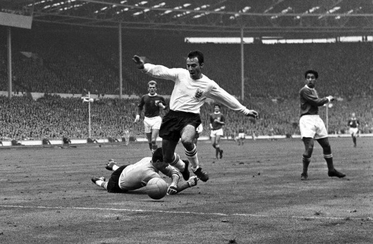 Adiós a Jimmy Greaves, el Torpedo de lo mejor de Inglaterra de Mueller |  deporte
