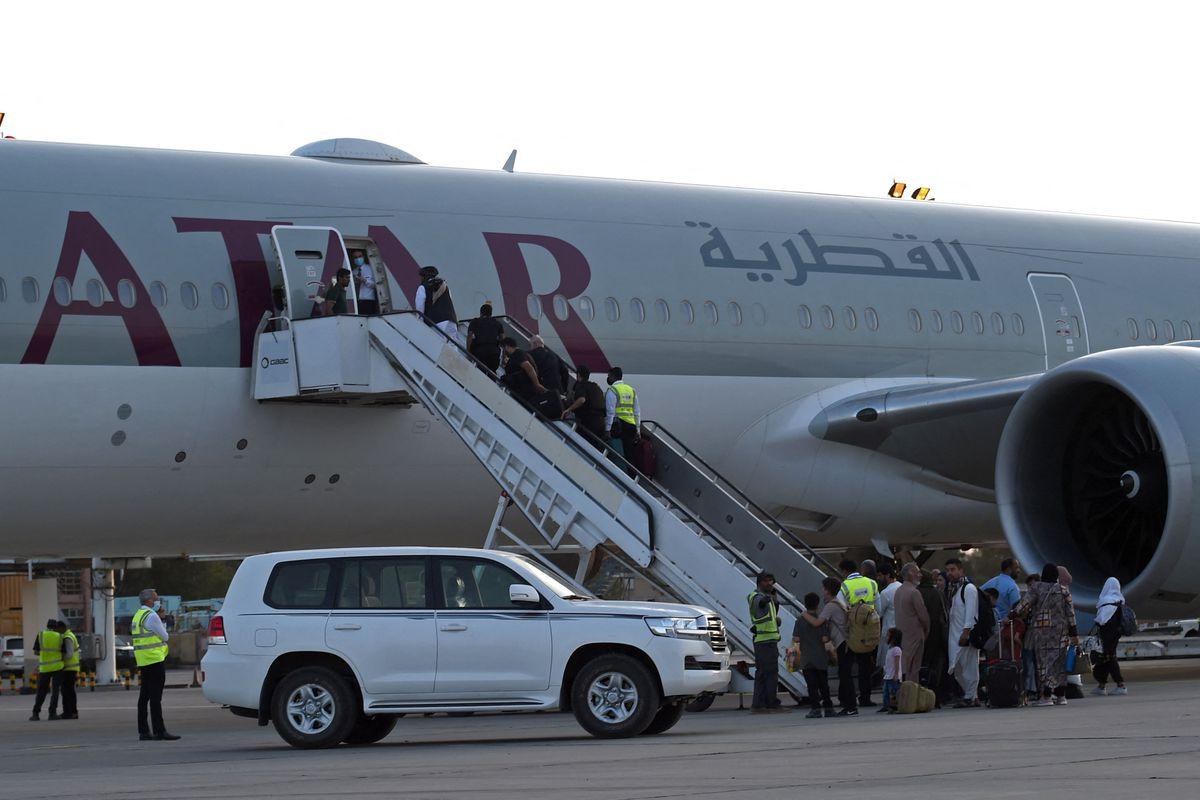 Afganistán: el aeropuerto de Kabul reanuda los vuelos internacionales tras la retirada de Estados Unidos |  Internacional
