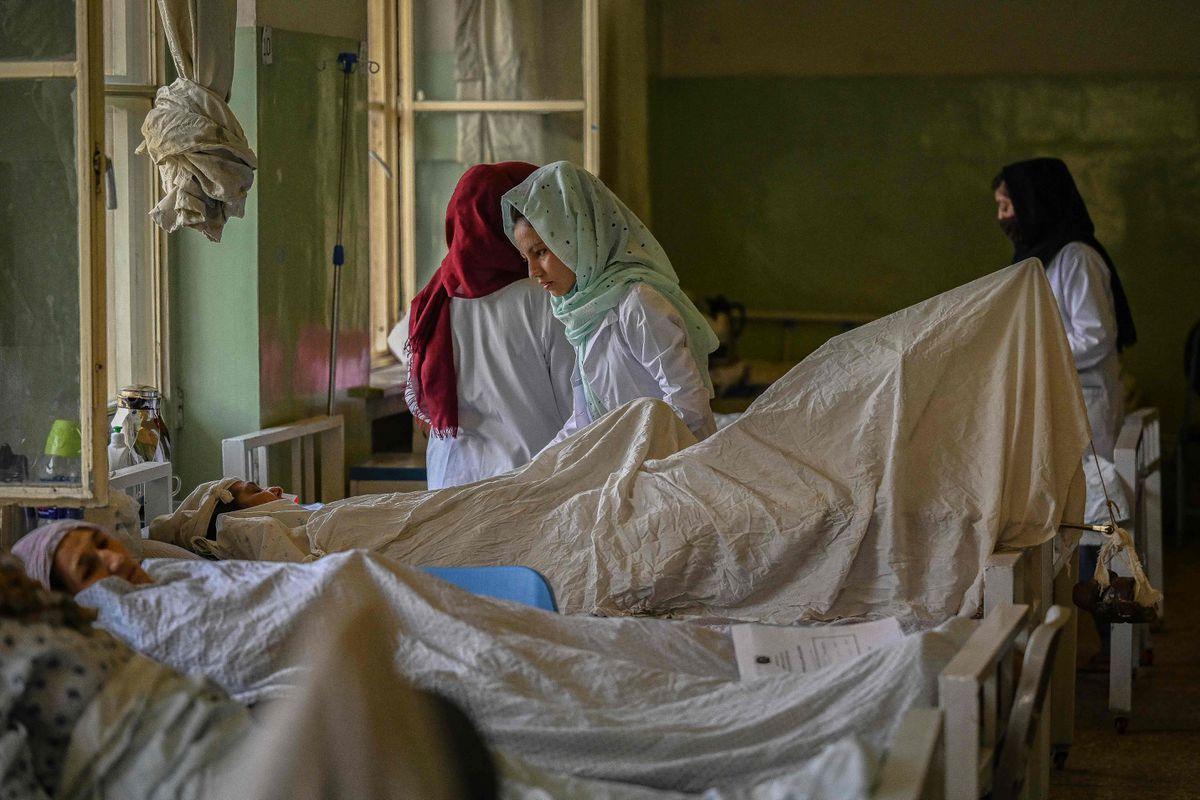 Afganistán: el sistema de salud de Afganistán colapsa  Internacional