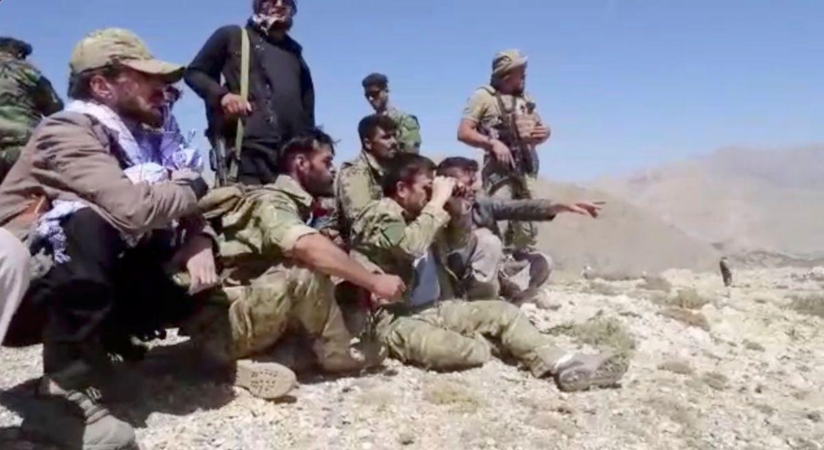 Afganistán: los talibanes declaran la victoria en Panshir, último bastión de la resistencia |  Internacional