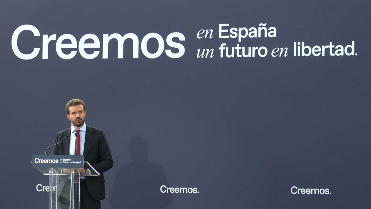 Aguirre reaparece en la convención del PP tras apoyar a Ayuso para liderar el partido en Madrid |  España