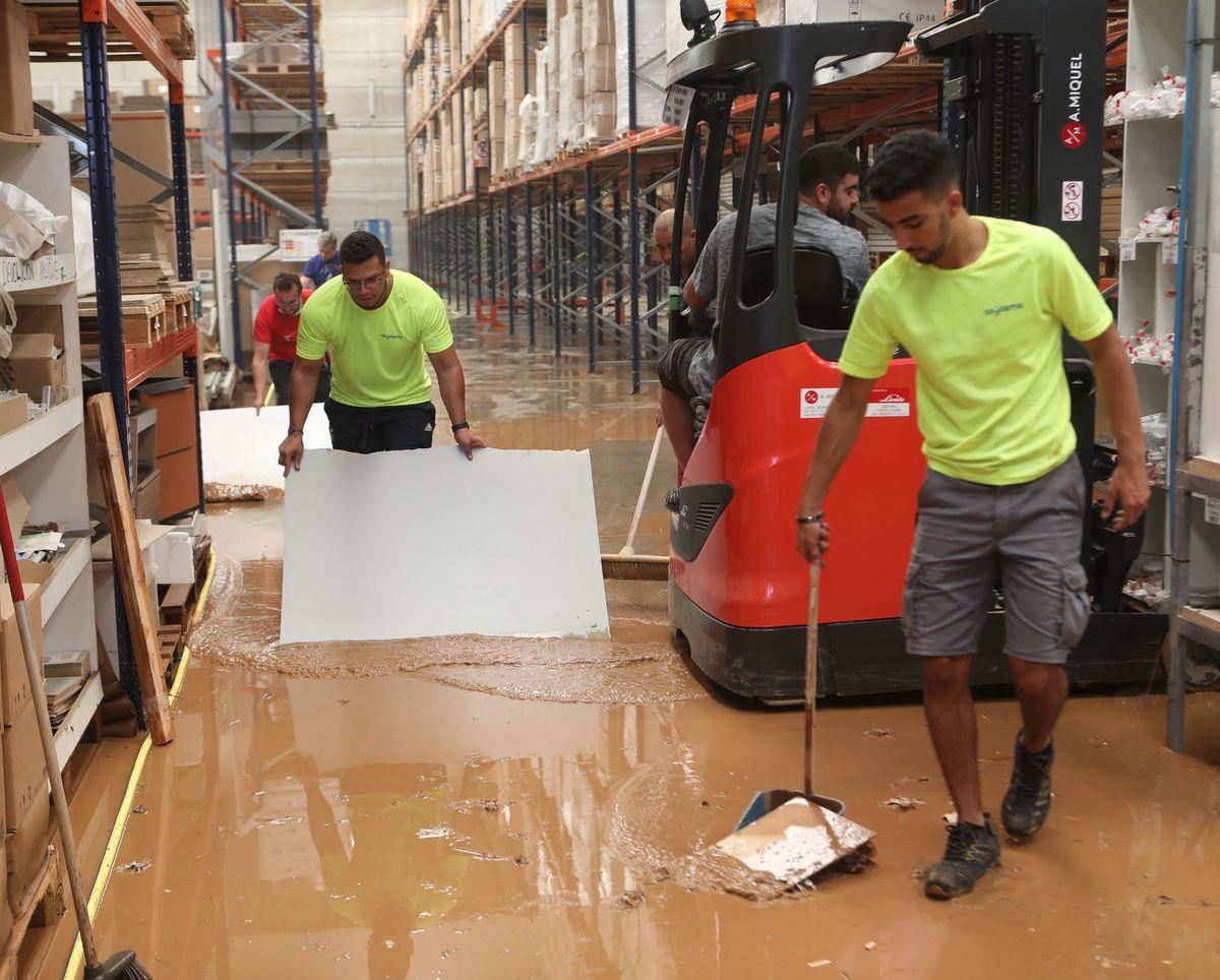 """Alcaldes afectados por las inundaciones de Tarragona: """"Seguimos esperando parte de las ayudas para 2018""""    Cataluña"""