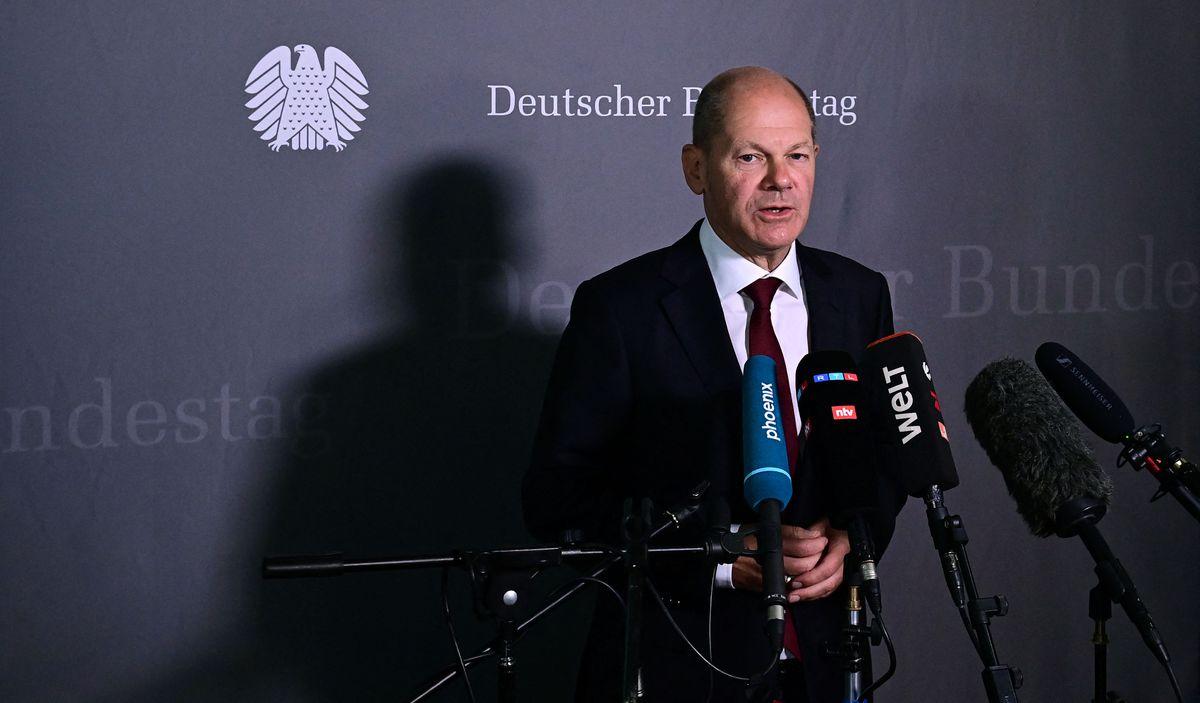 Alemania: Scholz evita las críticas en el Bundestag por su liderazgo en la lucha contra el blanqueo de capitales |  Internacional