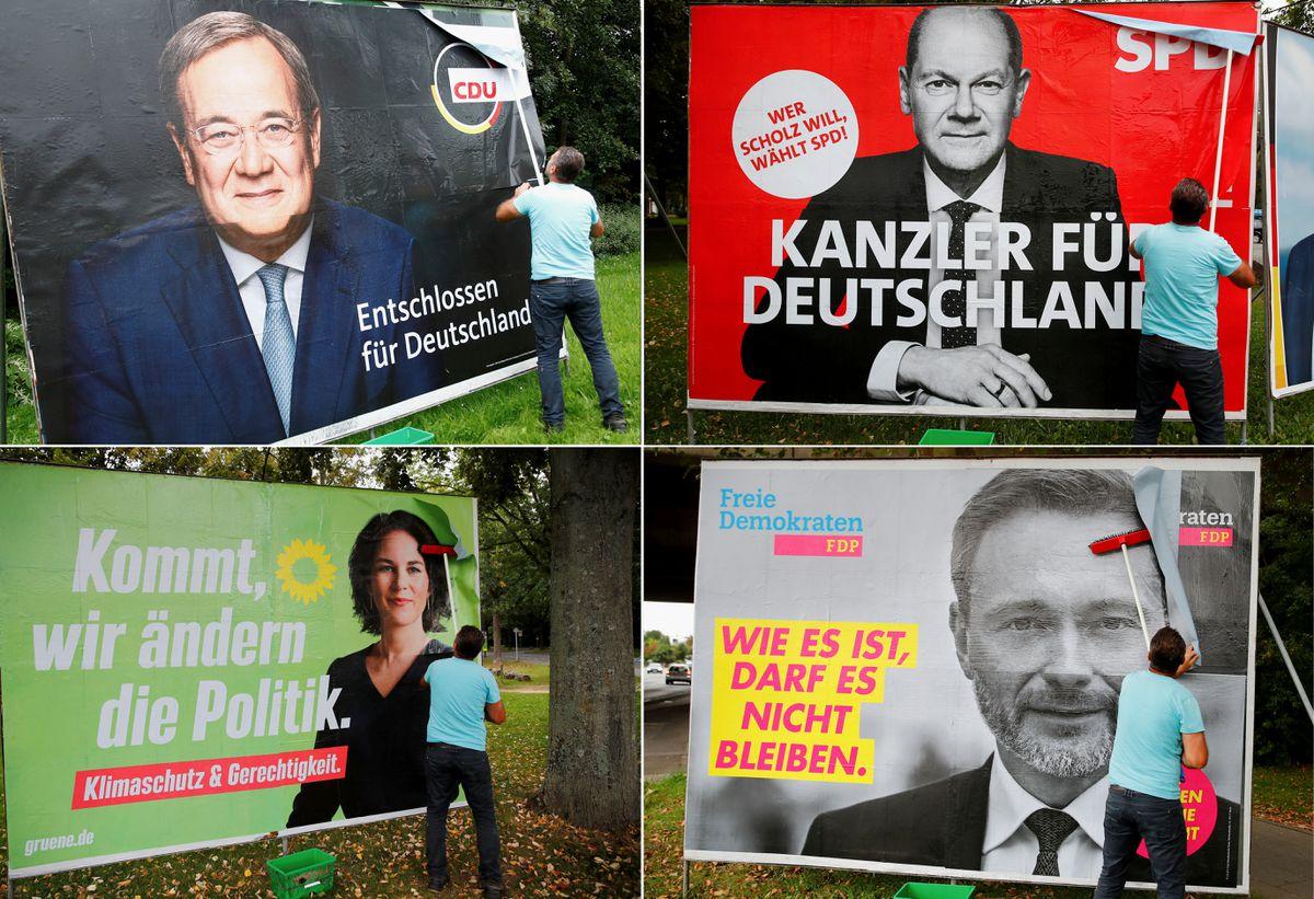 Alemania en tensión: las elecciones muestran un vínculo técnico entre socialdemócratas y demócratas cristianos  Internacional