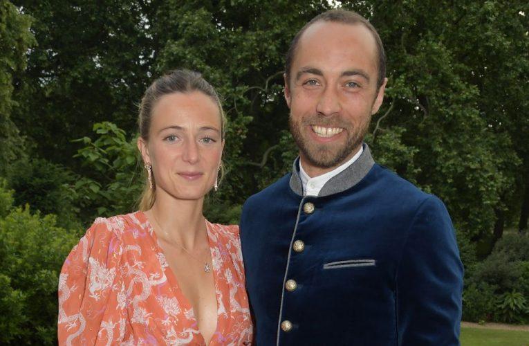 Alizée Thevenet: la nuera de la duquesa de Cambridge usó el vestido de novia que le puso su suegra hace 40 años en su boda con James Middleton |  Gente