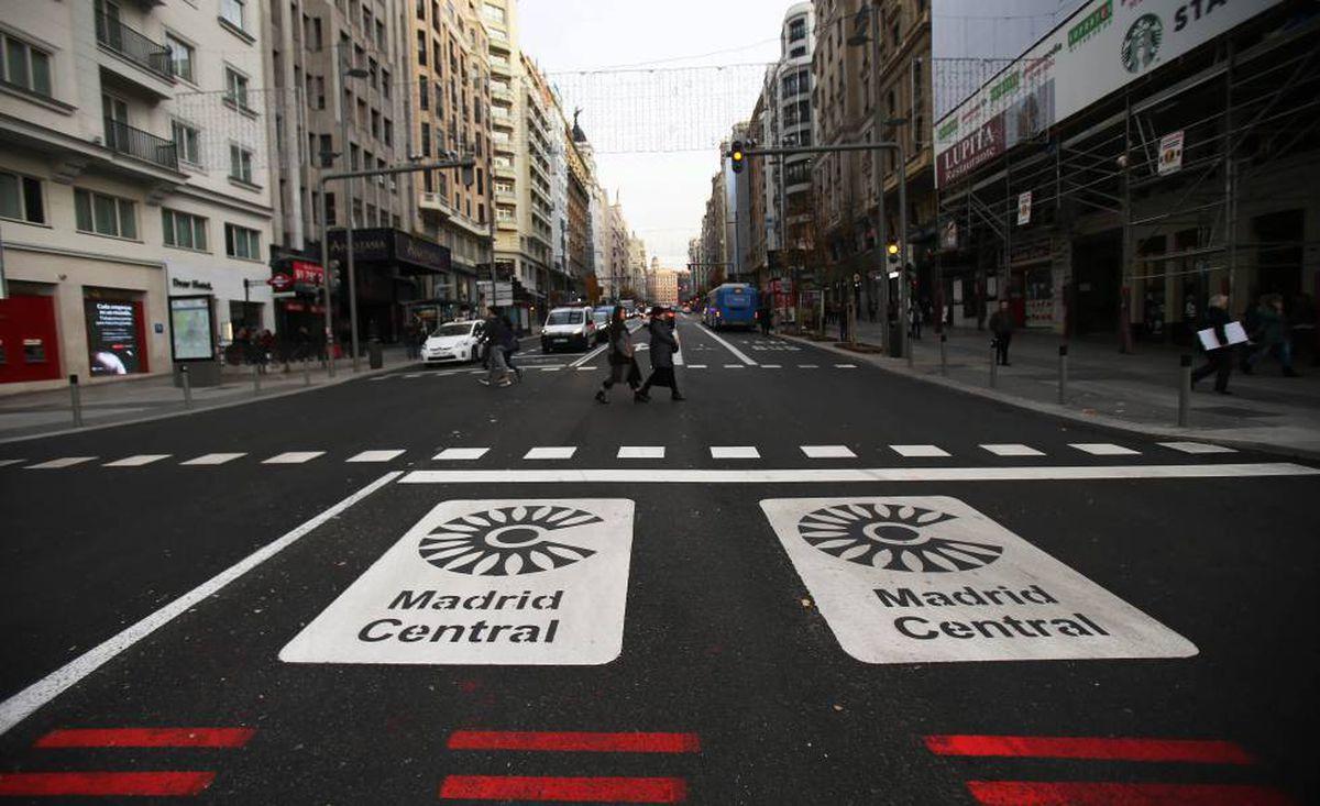 Almeida aprueba su nuevo Madrid Central por cuatro votos a la izquierda  Madrid