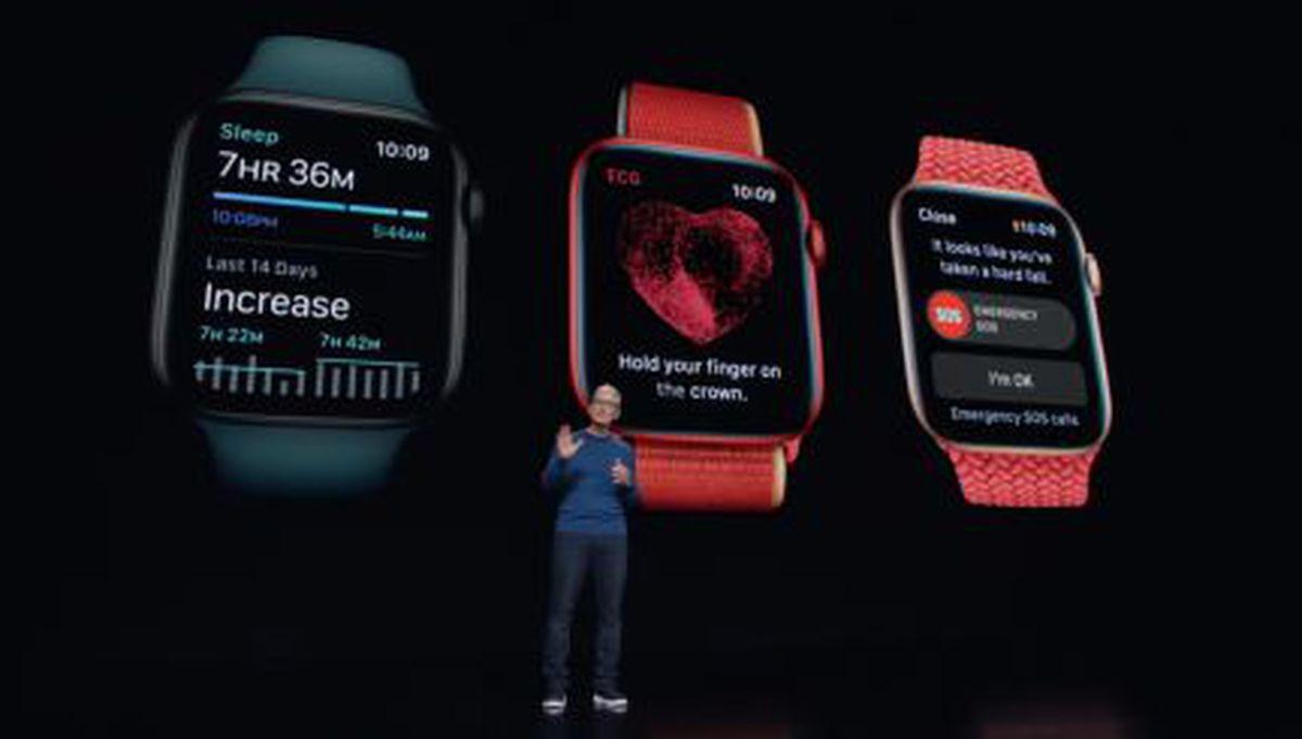 Apple Keynote 2021, en vivo: sigue aquí la presentación del iPhone 13, Apple Watch y otras novedades  Tecnología