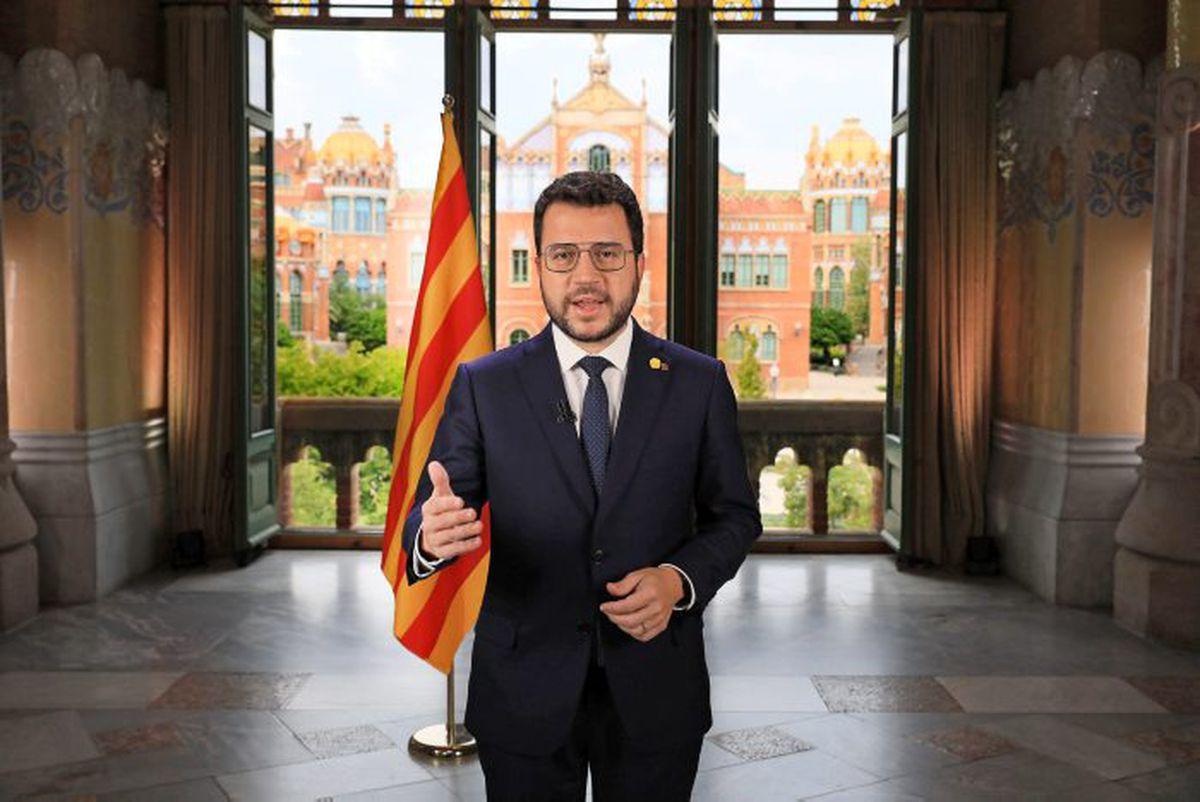 Aragonés justifica el diálogo masivo pese a las tensiones con el gobierno por el Pratt  Cataluña