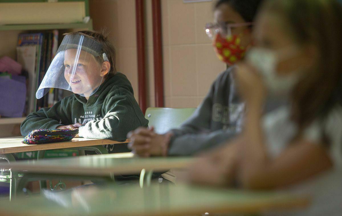 Arnedillo: Comienza el tercer curso escolar de la pandemia en una ciudad de La Rioja  Educación