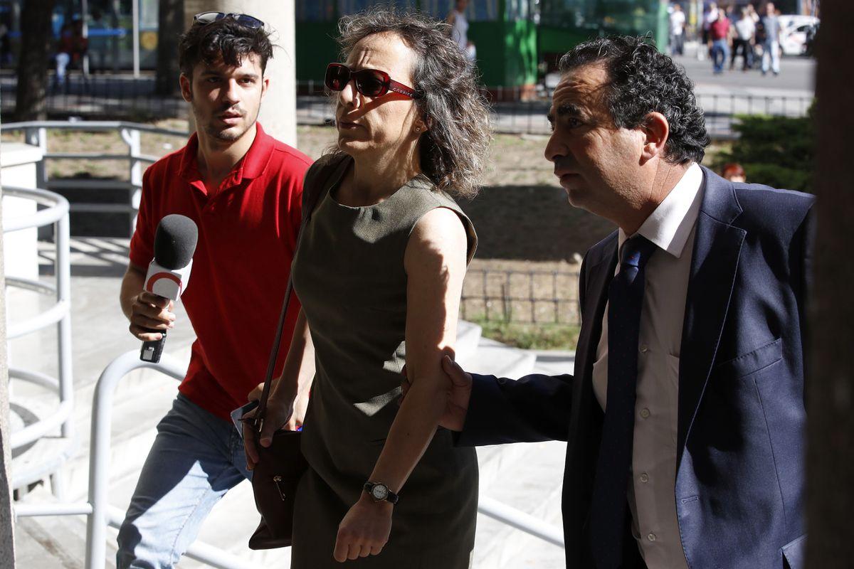 Arrestada Noelia de Mingo, quien mató a tres personas en Jiménez Díaz en 2003, por agredir a dos mujeres en El Molar |  Madrid