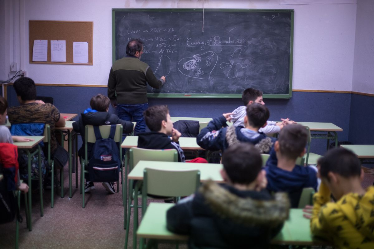 Así es como Madrid resuelve el problema de los directores secundarios: si no puedes cumplir con la norma, haz lo que puedas    Madrid