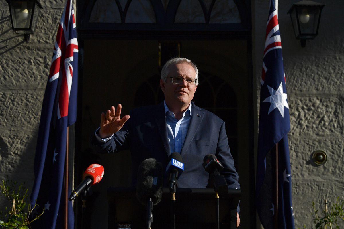 Aucus: Australia niega pacto de defensa con Gran Bretaña y EE.UU. se firmó detrás de Francia    Internacional