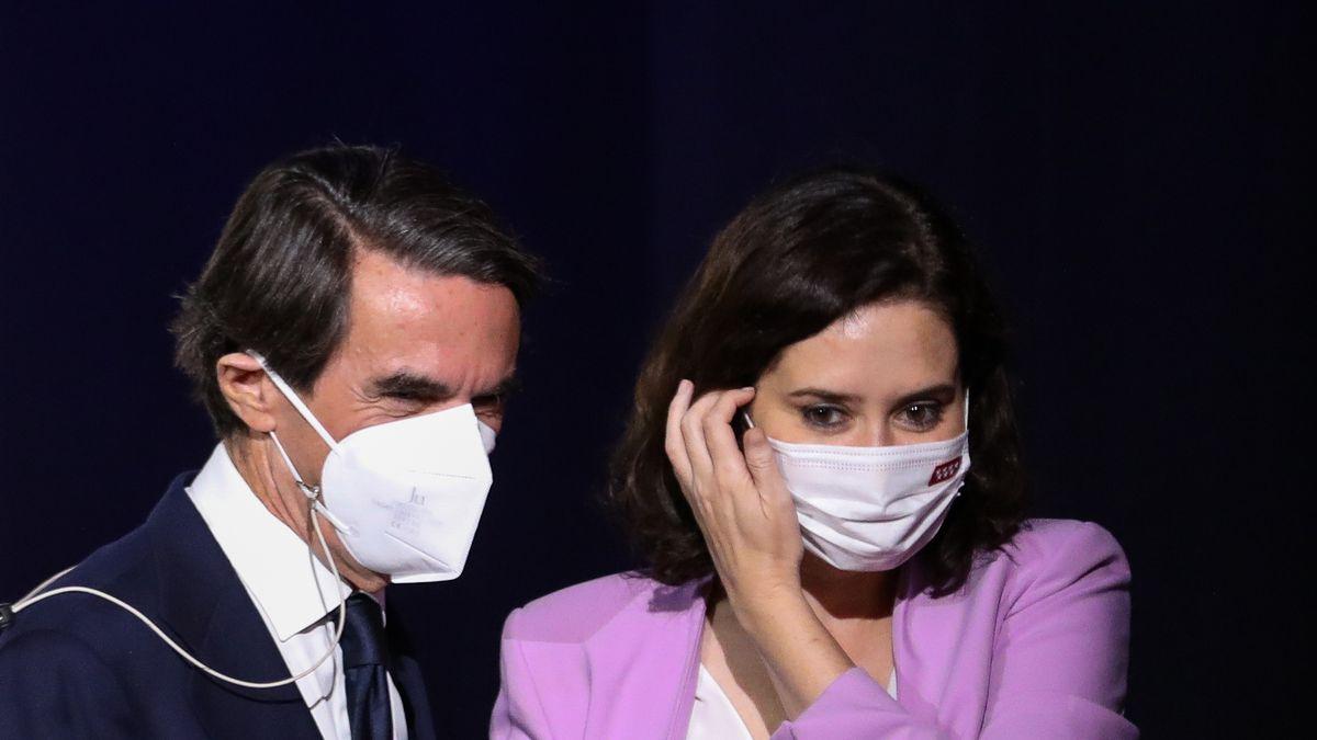Aznar y Rajoy asistirán a la convención nacional del PP, en la que Casado quiere retomar su proyecto |  España