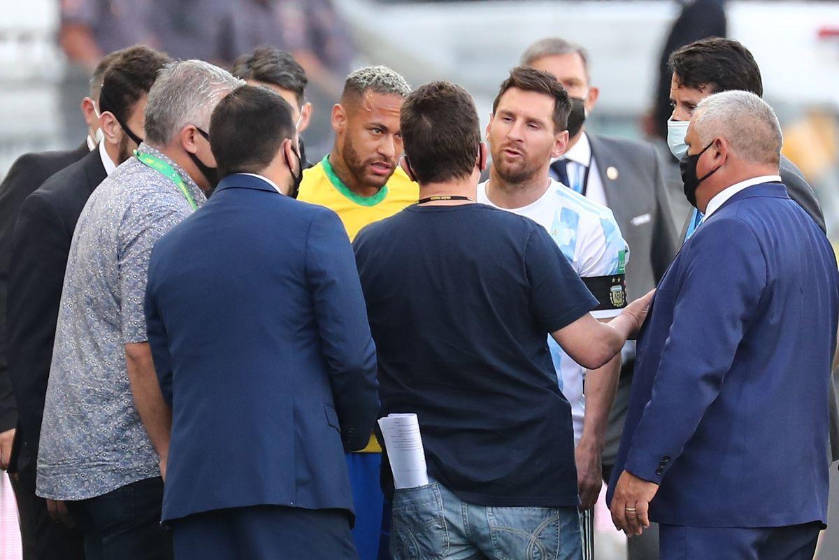 Brasil-Argentina, eliminado por incumplimiento del protocolo sanitario de varios jugadores  deporte