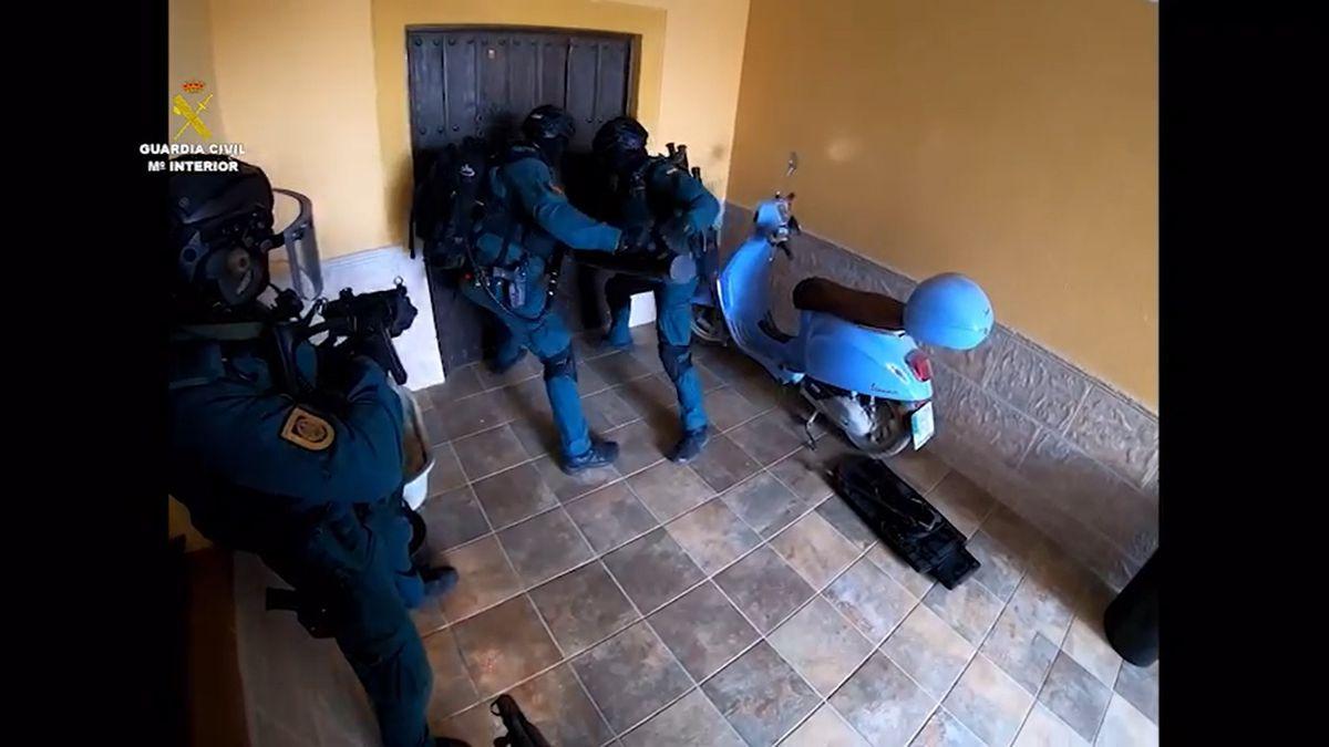 Cae el clan El Carpintero, uno de los narcotraficantes más importantes de Cádiz y Huelva |  España