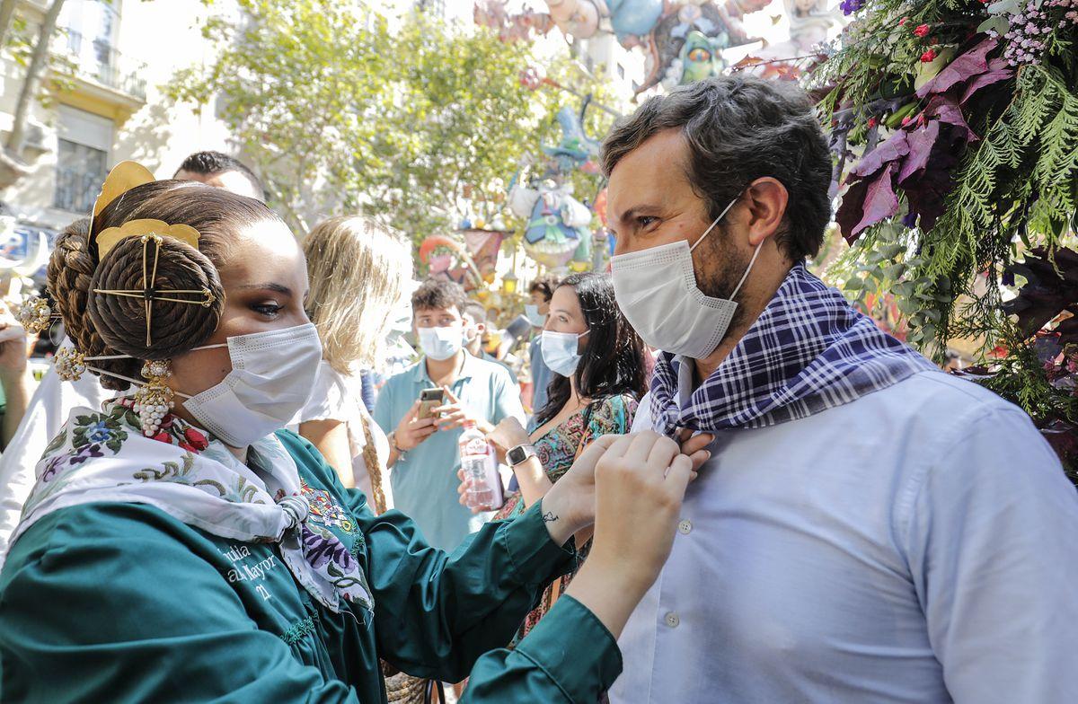 Casado, decidido a seguir el pulso del poder judicial  España