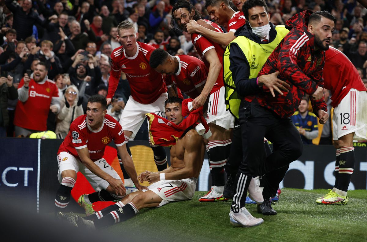 Champions League: Cristiano castiga la falta de especificidad del Villarreal  deporte