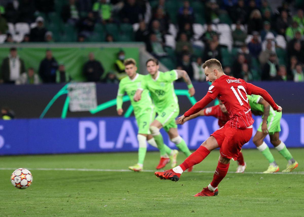 Champions League: Rakitic salva mal al Sevilla  deporte