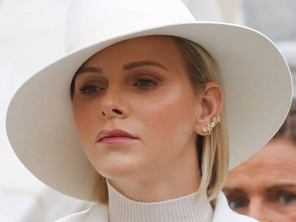 Charlene de Mónaco, reingresada debido a un desmayo  Gente