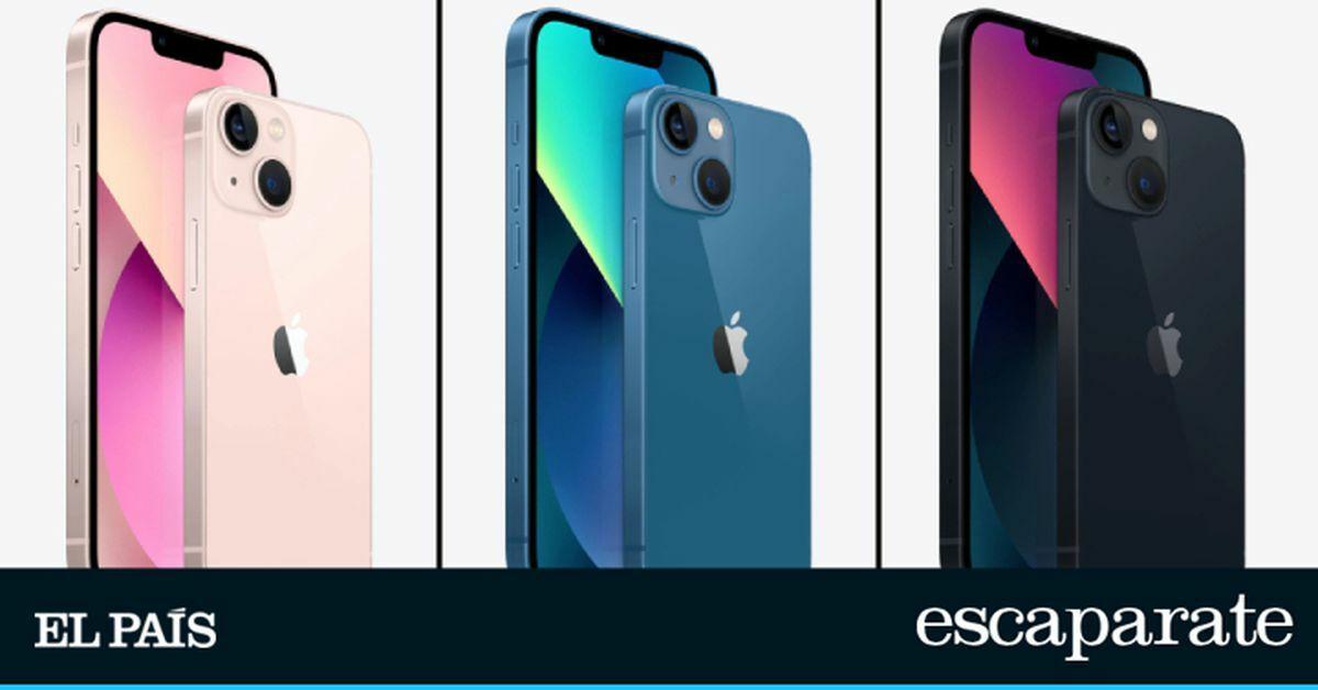 Consigue el iPhone 13 desde 800 Euros y otros modelos anteriores (también reacondicionados) a precios reducidos  Escaparate
