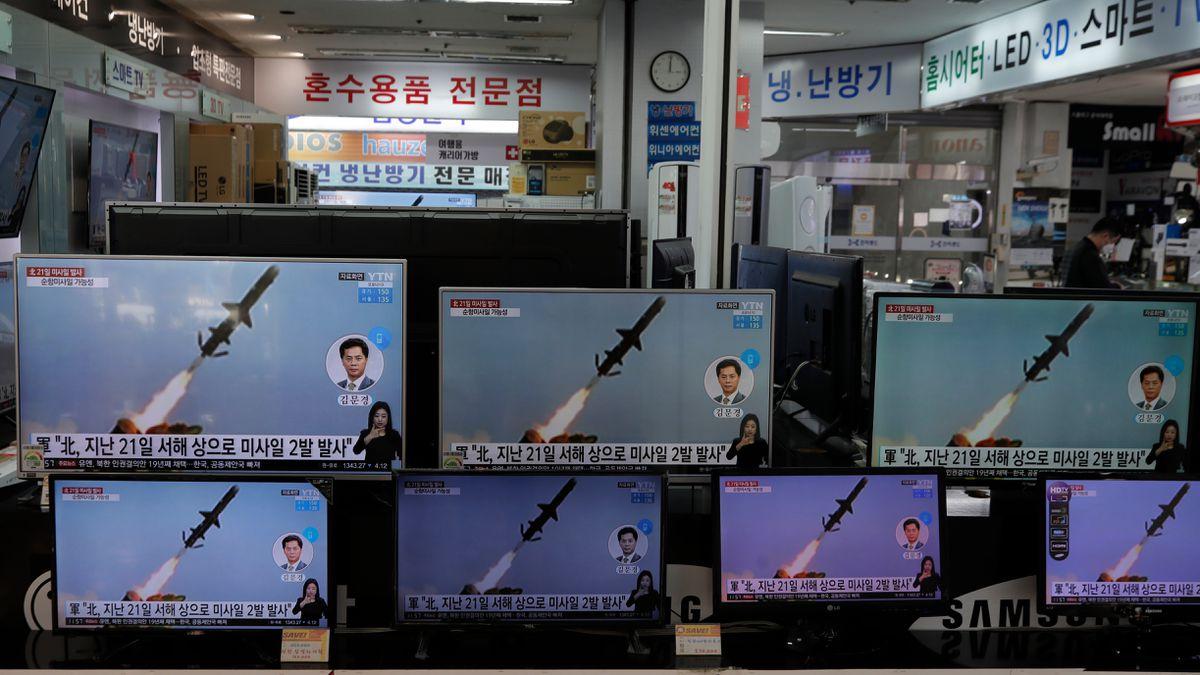 Corea del Norte dice que ha probado con éxito misiles de crucero de largo alcance  Internacional