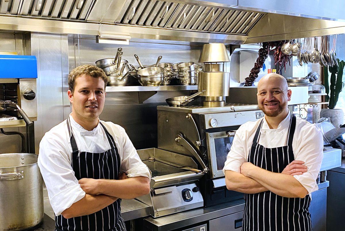 Croquetas, gambas y jamón en el centro de Londres: los chefs españoles triunfan en la capital inglesa    Gente