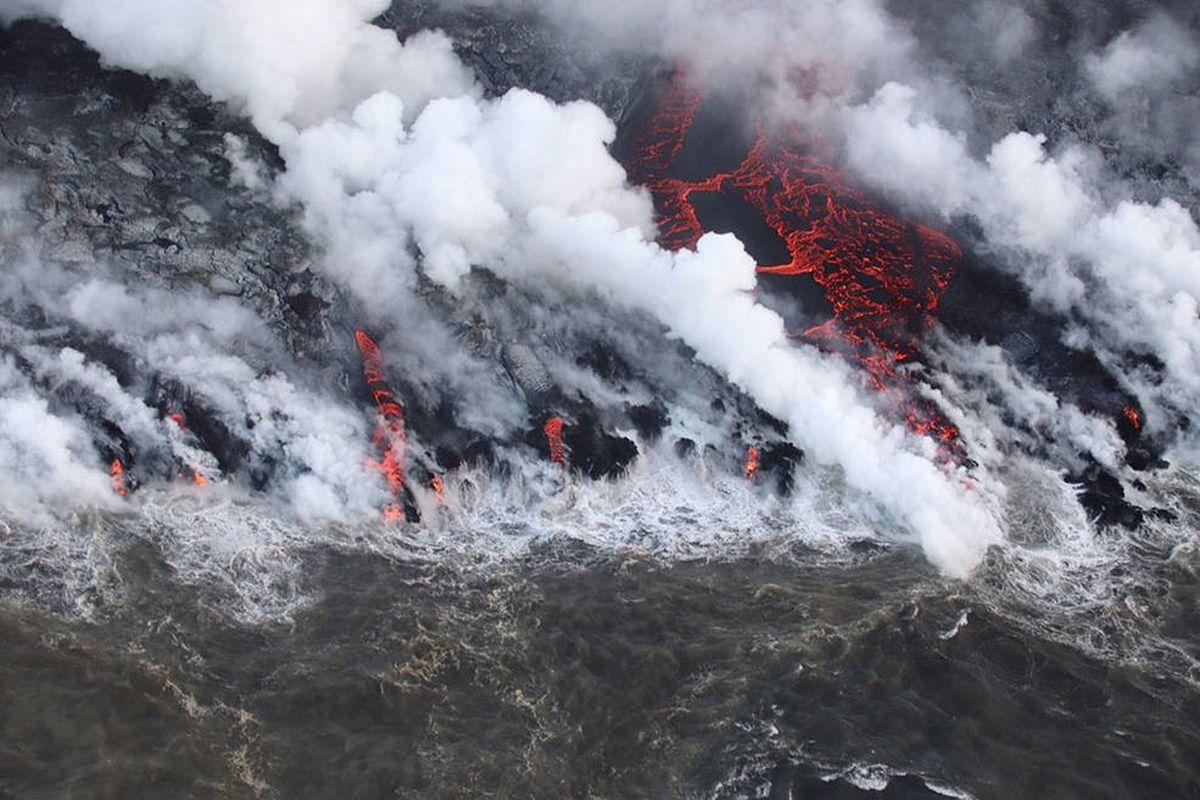Cumbre Vieja: Estos son los efectos que tendrá la bomba de lava en el mar  Ciencias