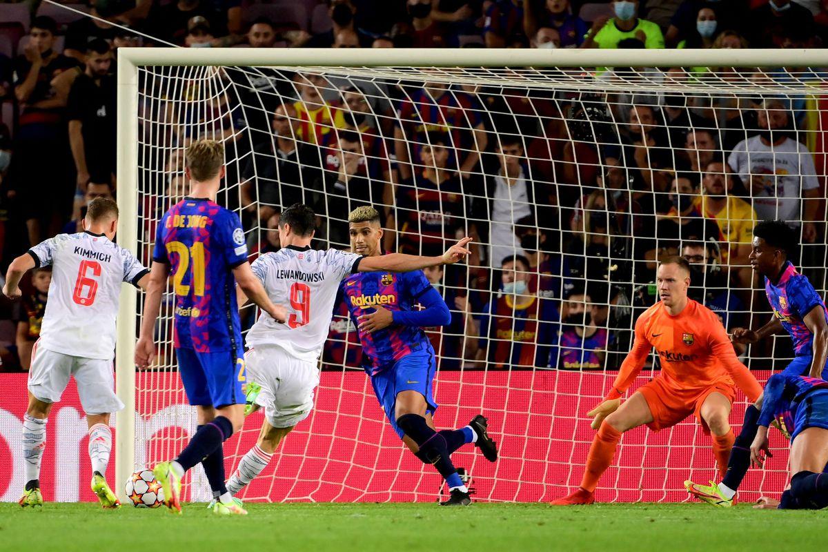 El Barça no da por más  deporte