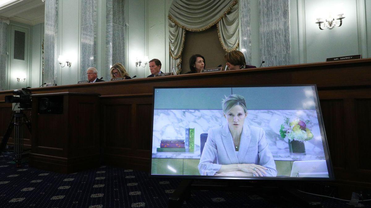 El Comité del Senado de EE. UU. Somete a Facebook a un estricto escrutinio  Tecnología